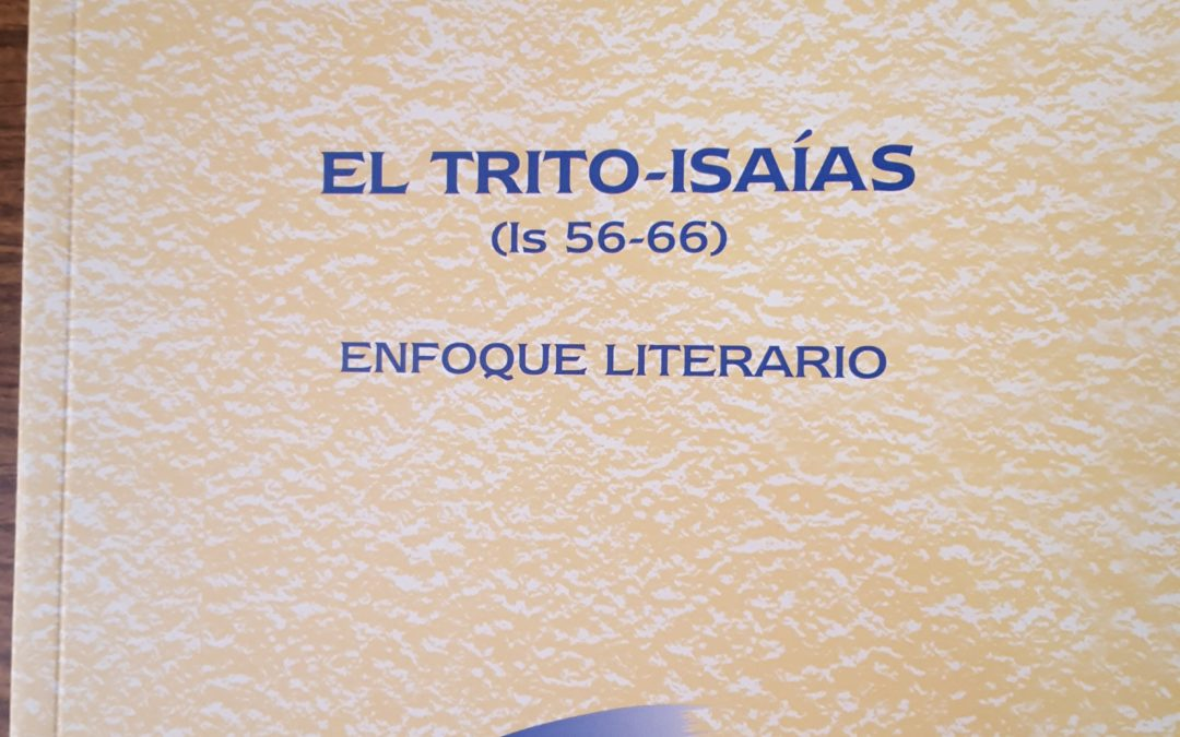 Libros: El Tercer Autor del Libro de Isaías