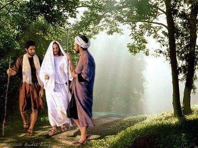 III Pascua (A): Discípulos de Emaús