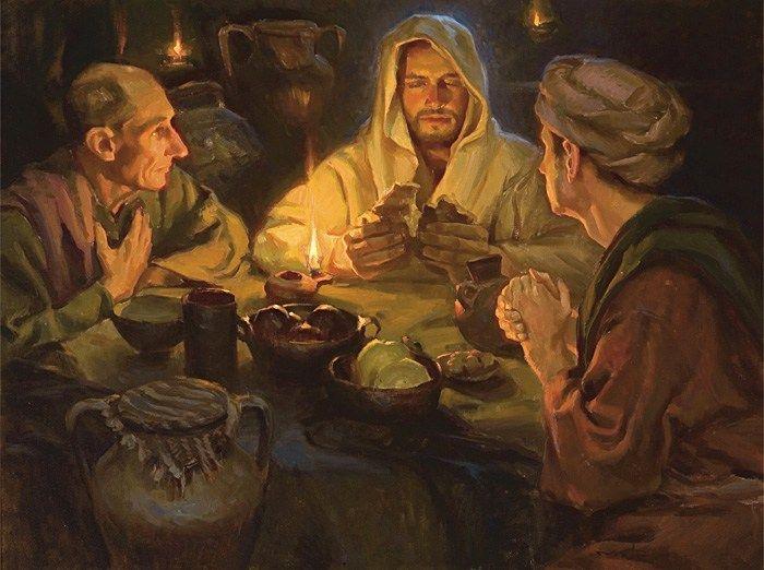 III Pascua: Emaús