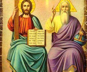 Jesús y el Padre Dios