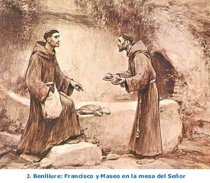Figuras Franciscanas: Fray Maseo