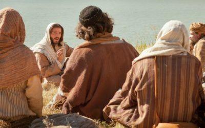 Jesús: Venid a mí que soy manso y humilde de corazón