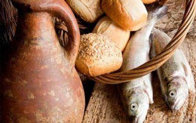 La multiplicación de los panes. Domingo XVIII (A)