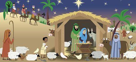 Navidad (B). Jesús nace.