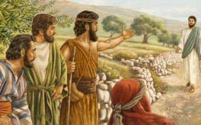 Domingo II. (B): Primeros discípulos