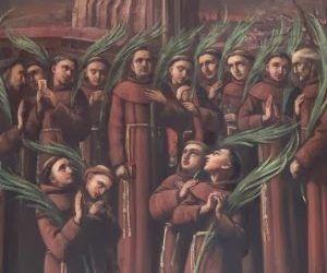 Santos y Beatos, del  9 al 18