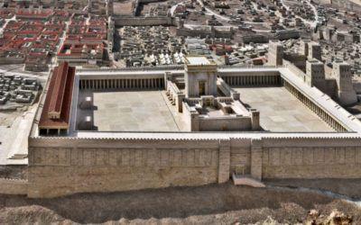 III Cuaresma (B): El templo
