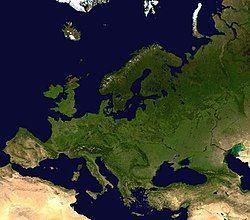 Objetivos de Europa