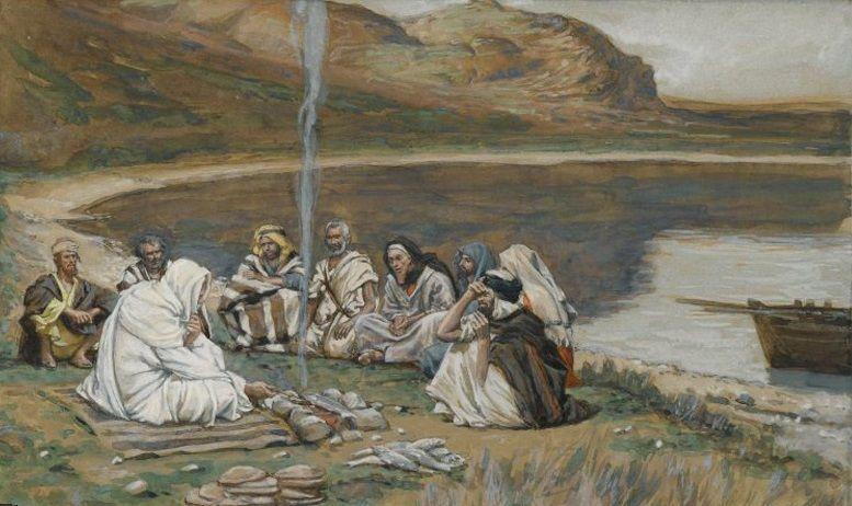 III Pascua: Jesús resucitado es Jesús de Nazaret