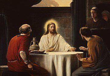 III Pascua. Jesús resucitado y sus discípulos