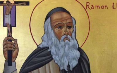 Figuras Franciscanas: Raimundo Lulio