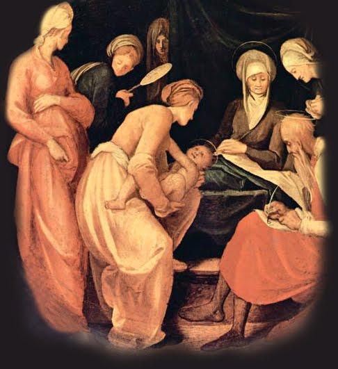 día 24: Nacimiento de Juan Bautista