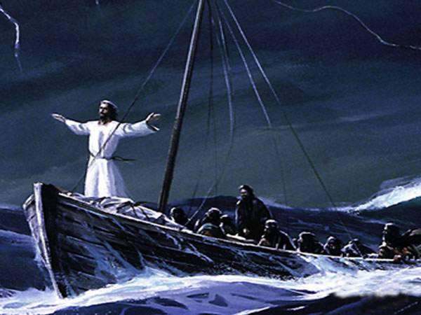 Domingo XII (B): La tormenta