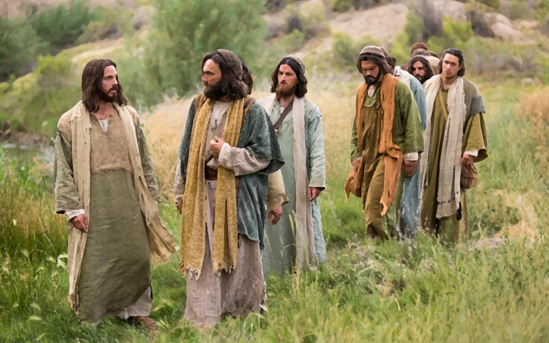Domingo XXII (A): Jesús y Pedro