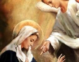 Anunciación a María. IV Adviento (B)