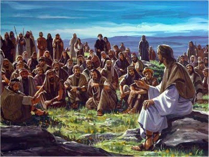 Jesús sana para servir