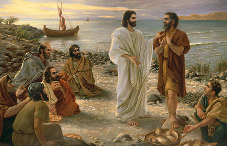 Domingo XXI (B): Tú tienes palabras de vida eterna