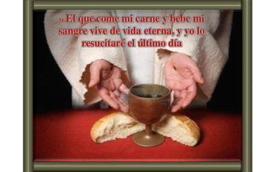 Domingo XX. Oración sobre las ofrendas