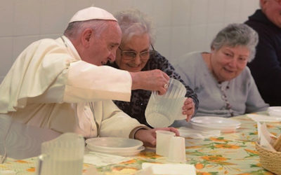 Domingo XIX: El pan de vida eterna