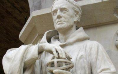 Figuras franciscanas: ROGELIO BACON