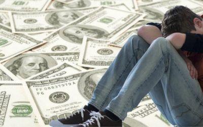 Domingo XXVIII. Fundar la vida en el dinero