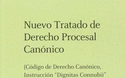 Libros: NUEVO TRATADO DE DERECHO PROCESAL CANÓNICO