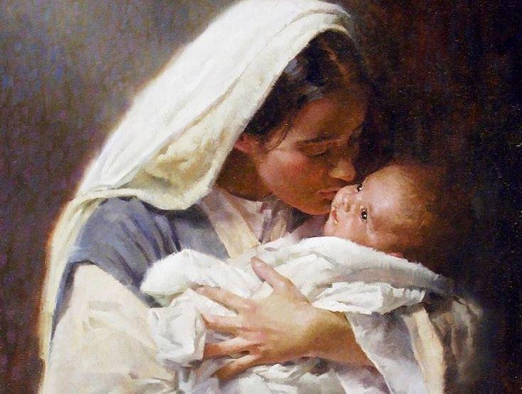1 enero: Madre de Dios y la paz
