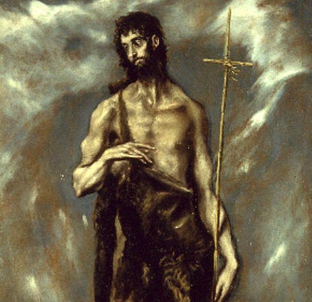 II Adviento (C): Juan Bautista