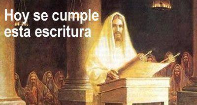 Domingo III. Jesús habla a su pueblo