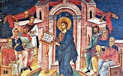Domingo IV (C): Jesús se abrió paso