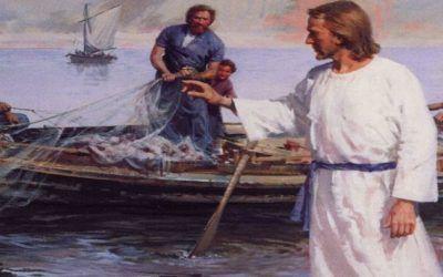 Pescar hombres