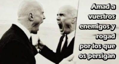 Domingo VII (C). Amar a los enemigos