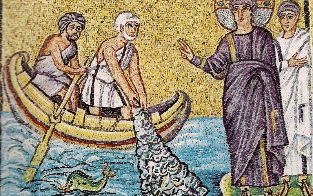 Domingo V (C): La gran pesca