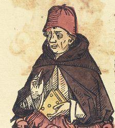 Figuras Franciscanas: Ricardo de Mediavilla