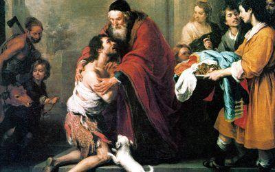 IV CUARESMA (C): El hijo pródigo