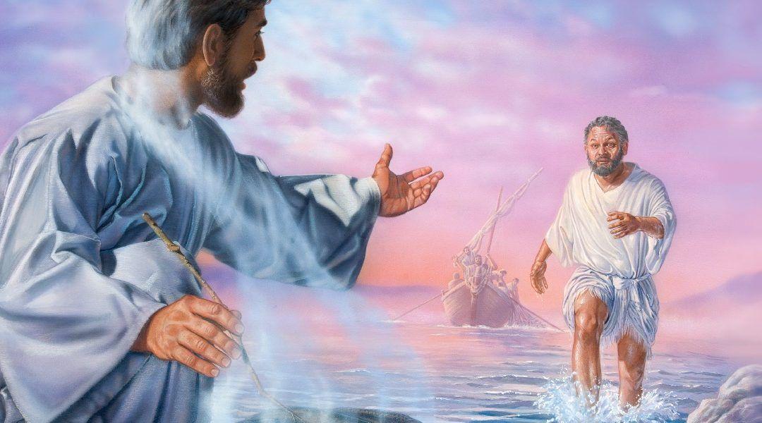 III Domingo de Pascua: La reconciliación de Pedro