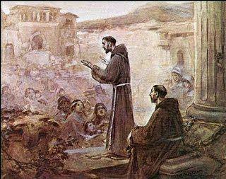 Figuras Franciscanas. Espirituales Franciscanos