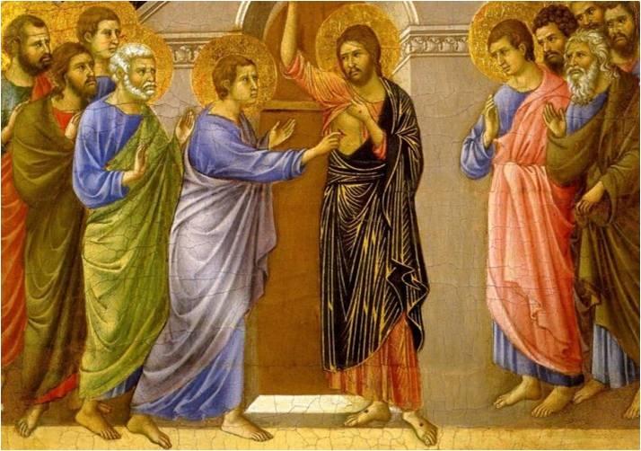 II De Pascua: Señor mío y Dios mío