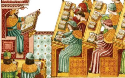 Figuras Franciscanas. La Escuela de Bolonia