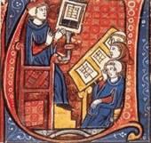Figuras Franciscanas. Rogerio Marston ( 1303)
