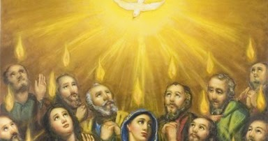 Pentecostés. Oración después de la comunión