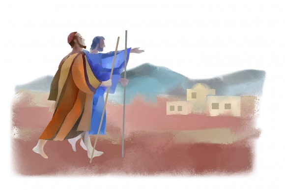 Domingo XIV T.O. Dar la paz