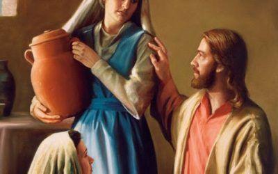 Domingo XVI: Marta y María