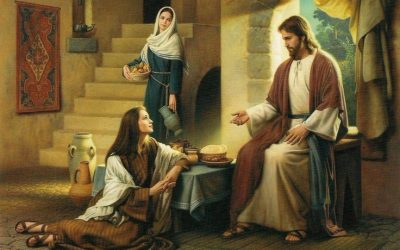 Domingo XVI: María ha elegido la mejor parte