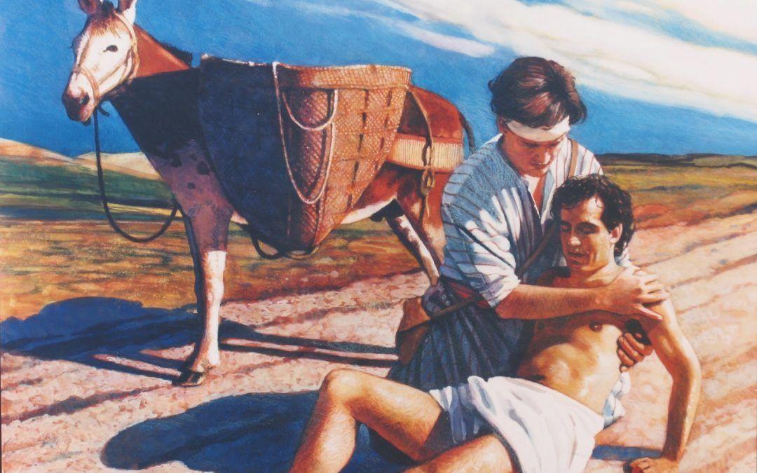 Domingo XV T.O. Buen Samaritano | Familia Franciscana