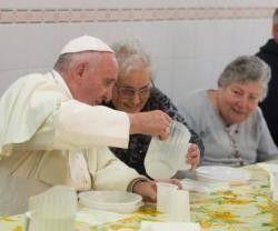 Domingo XXII: Cuando des un banquete, invita a los pobres.