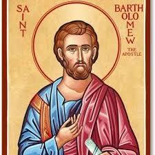 Santos y Beatos, del 18 al 24 de agosto