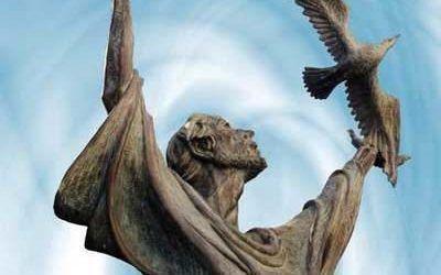 Figuras Franciscanas. San Francisco de Asís