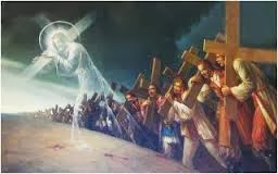 Domingo XXIII. Seguir a Jesús con la cruz