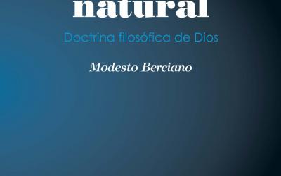 Libros: Teología Natural